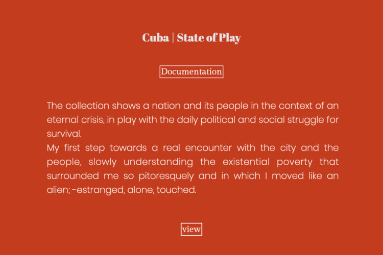 Cuba | State of Play