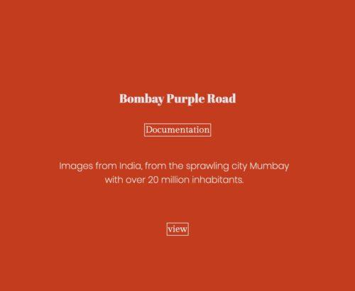 Bombay Purple Road