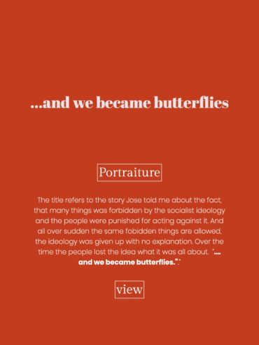 And we became Butterflies