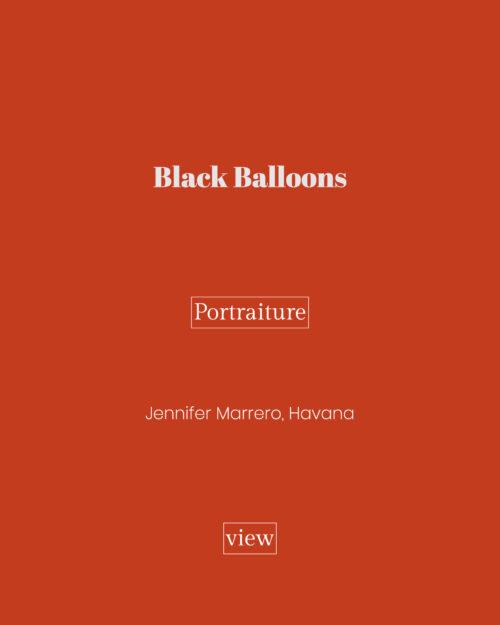Black Balloons